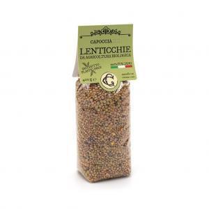 lenticchie biologiche 400 g