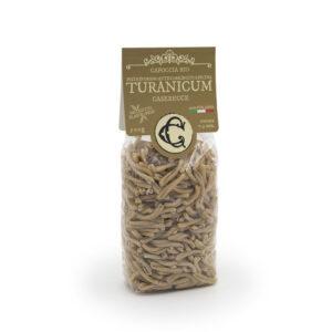 Caserecce biologiche, di grano duro Turanico