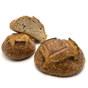 Pane al farro lievitato naturalmente