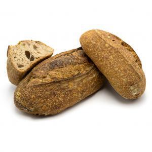 Pane di grano tenero a lievitazione naturale