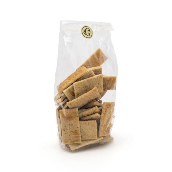 Crackers al farro